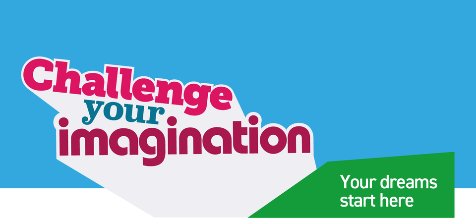 Challenge your imagination